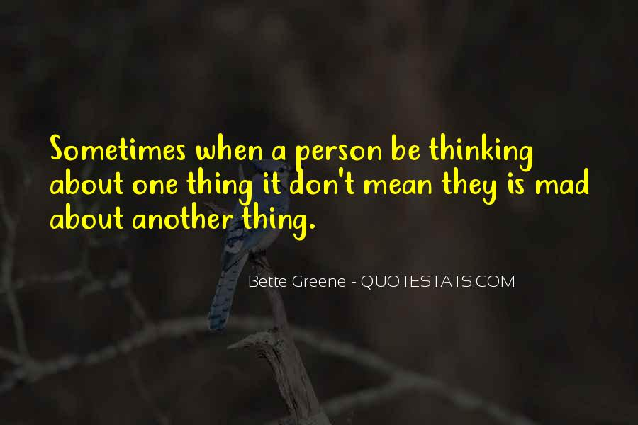 Sayings About Mean Person #75129