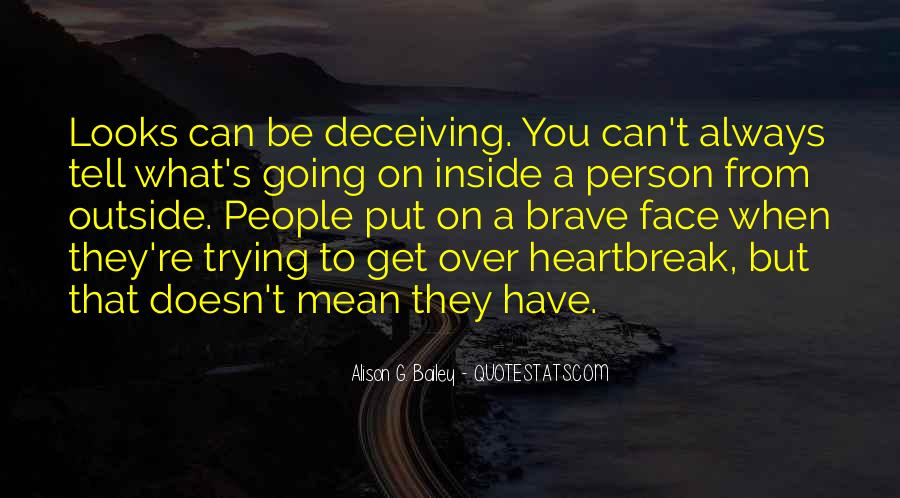 Sayings About Mean Person #76415