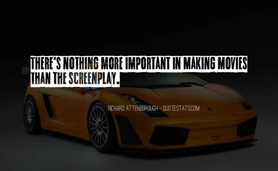 Quotes About Movies #11054