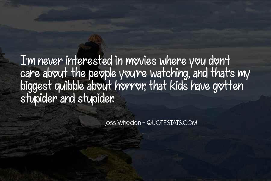 Quotes About Movies #11672