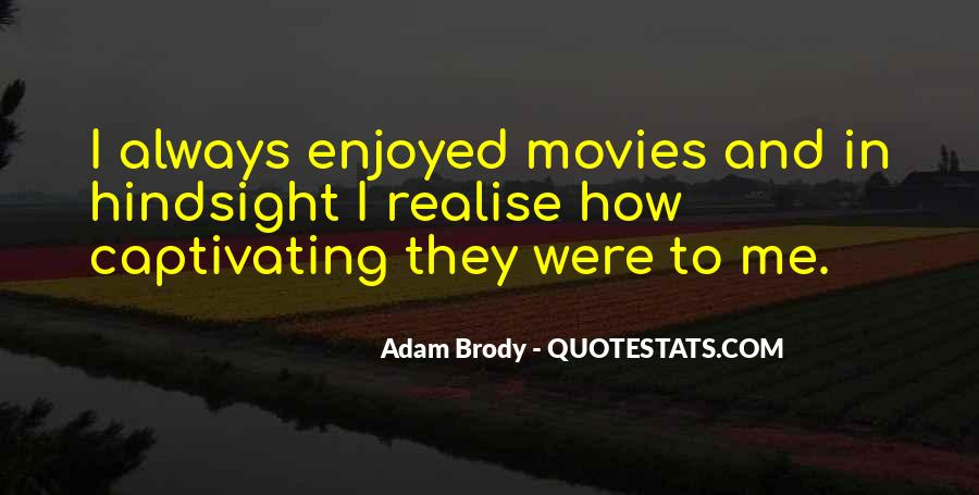 Quotes About Movies #13631