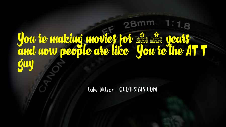 Quotes About Movies #14349