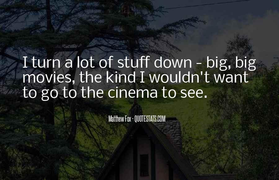 Quotes About Movies #16962