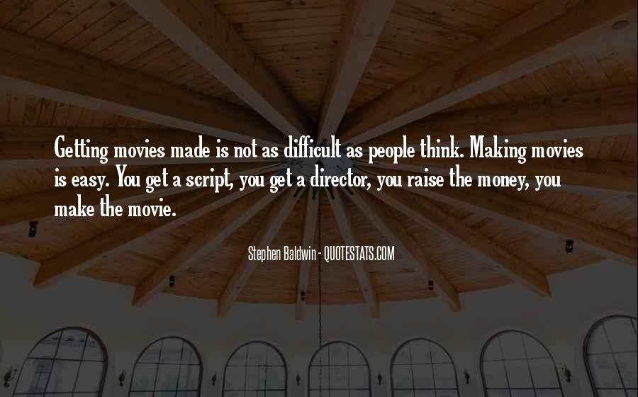 Quotes About Movies #21274