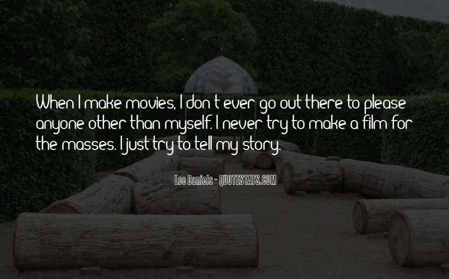 Quotes About Movies #24534