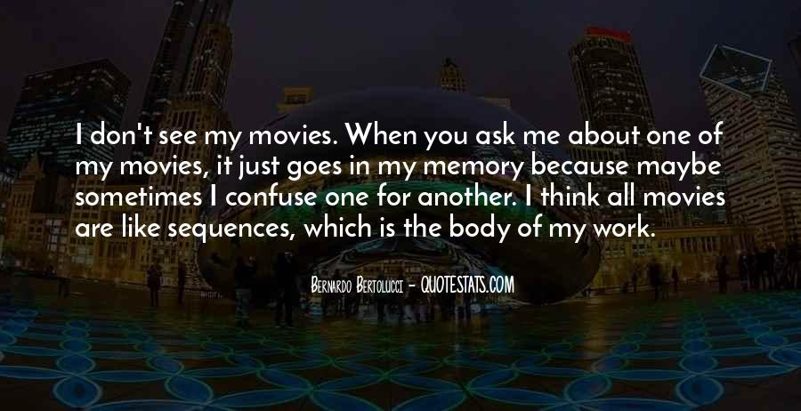 Quotes About Movies #2734