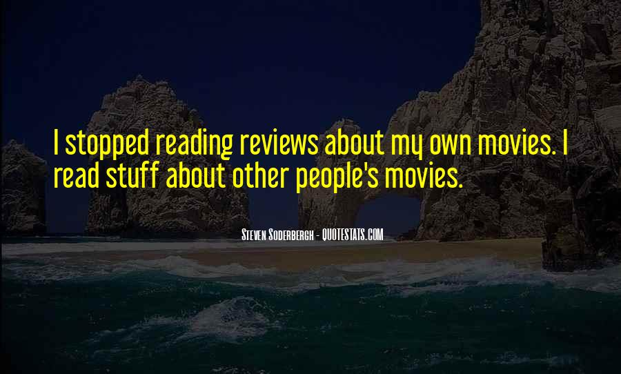 Quotes About Movies #7769