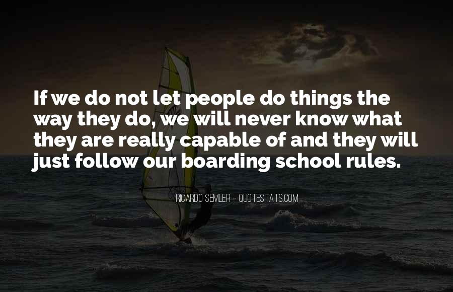 Sayings About School Rules #1166110