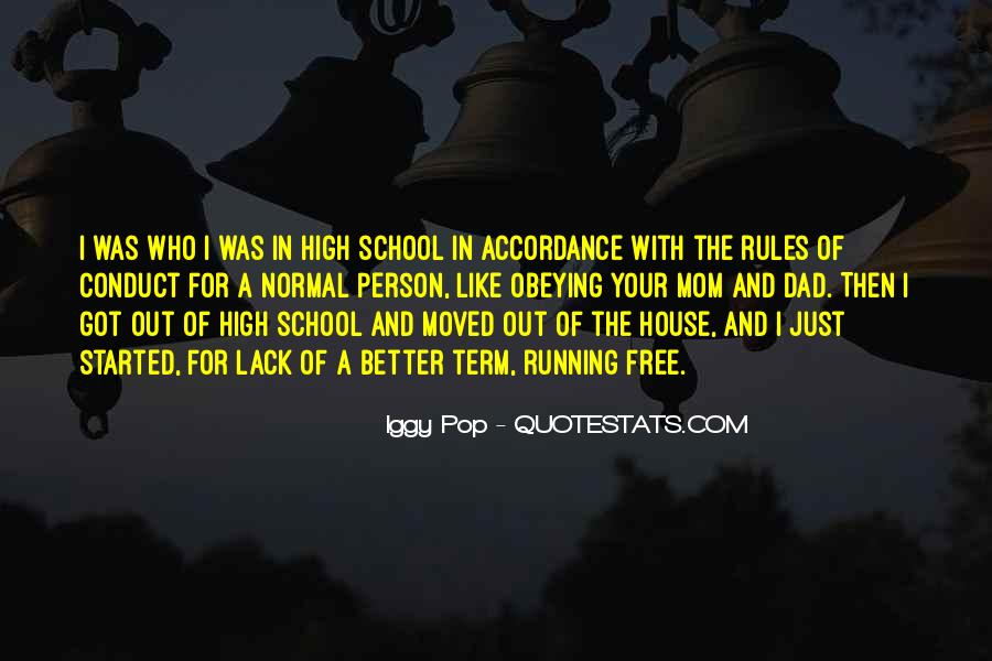 Sayings About School Rules #332189
