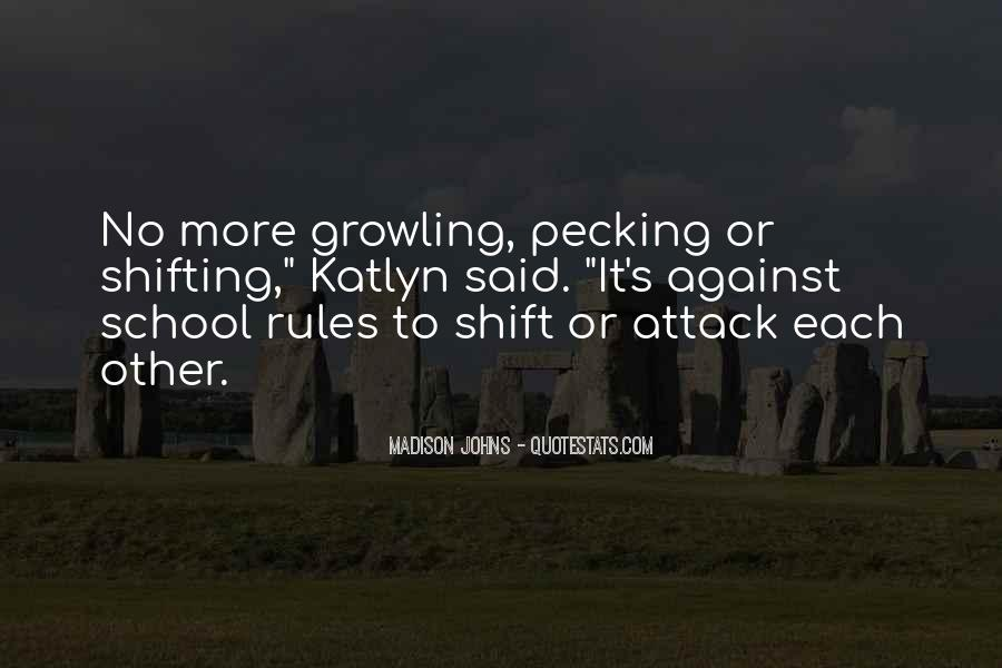 Sayings About School Rules #783370