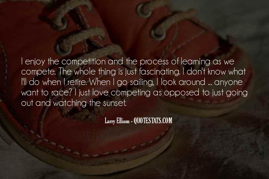 Sayings About Love And Sailing #113491