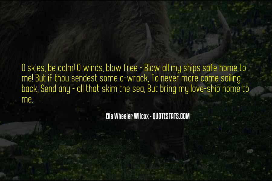 Sayings About Love And Sailing #916848