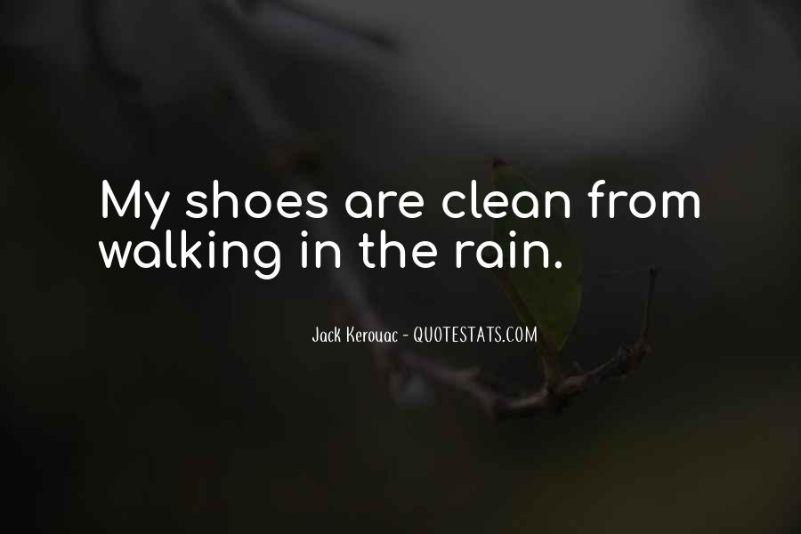 Sayings About Shoes And Walking #155092