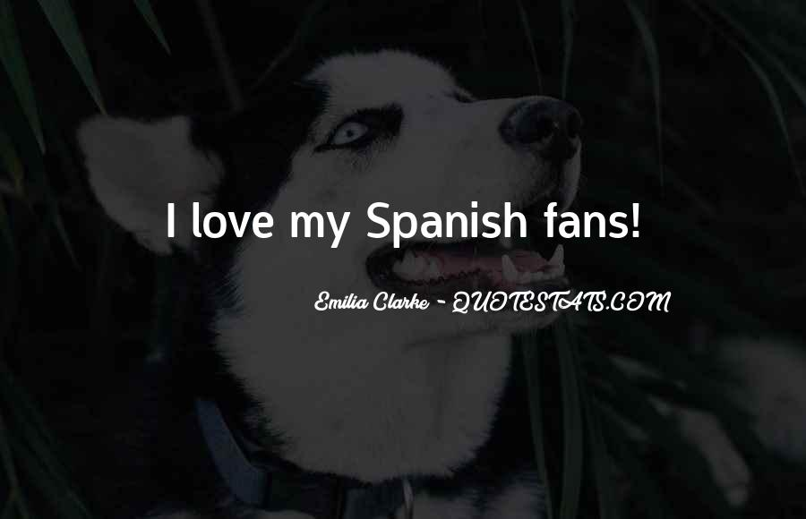 Sayings About Love Spanish #1534757