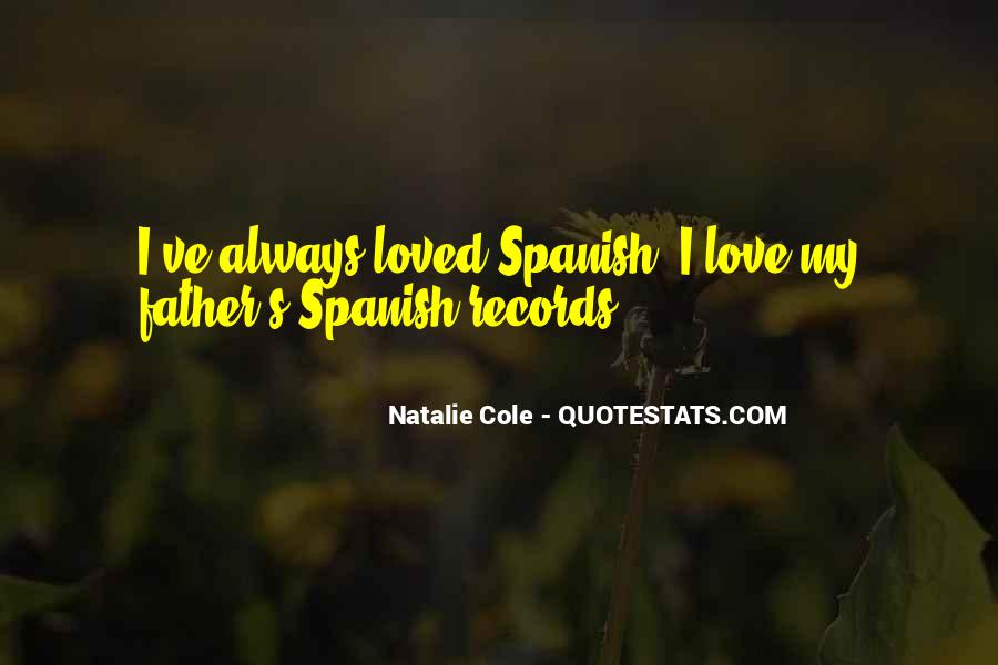 Sayings About Love Spanish #1587362