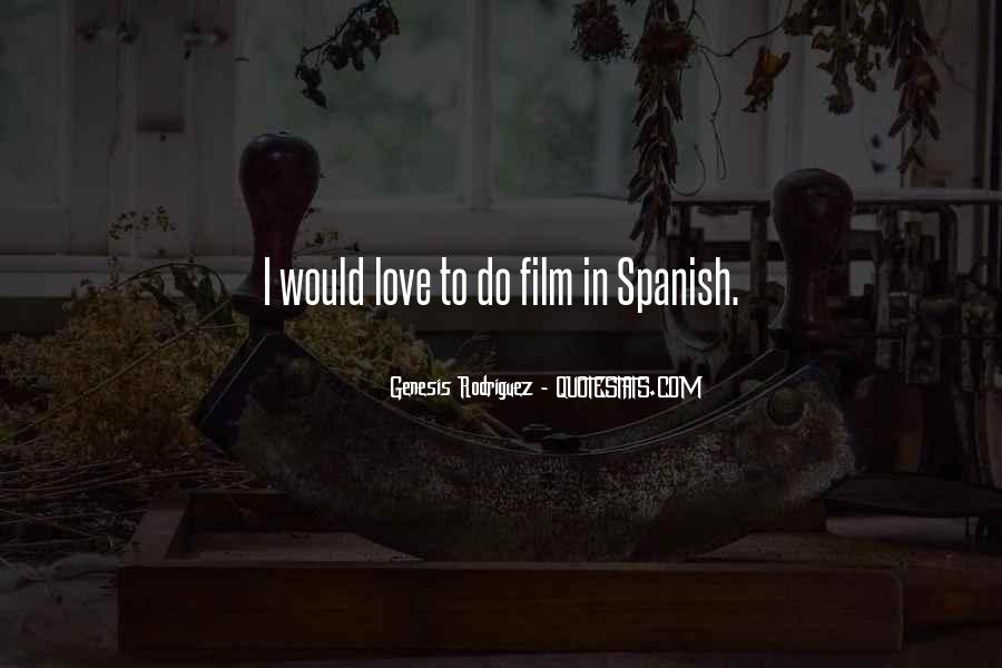 Sayings About Love Spanish #306403
