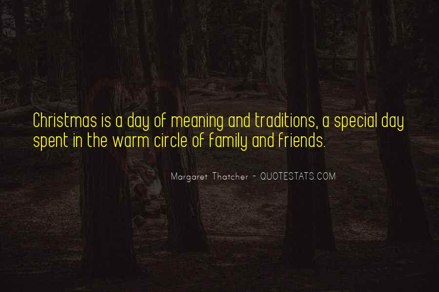 Sayings About Special Day #164401