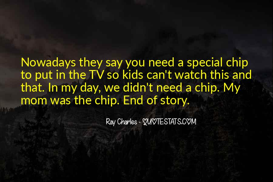 Sayings About Special Day #265901