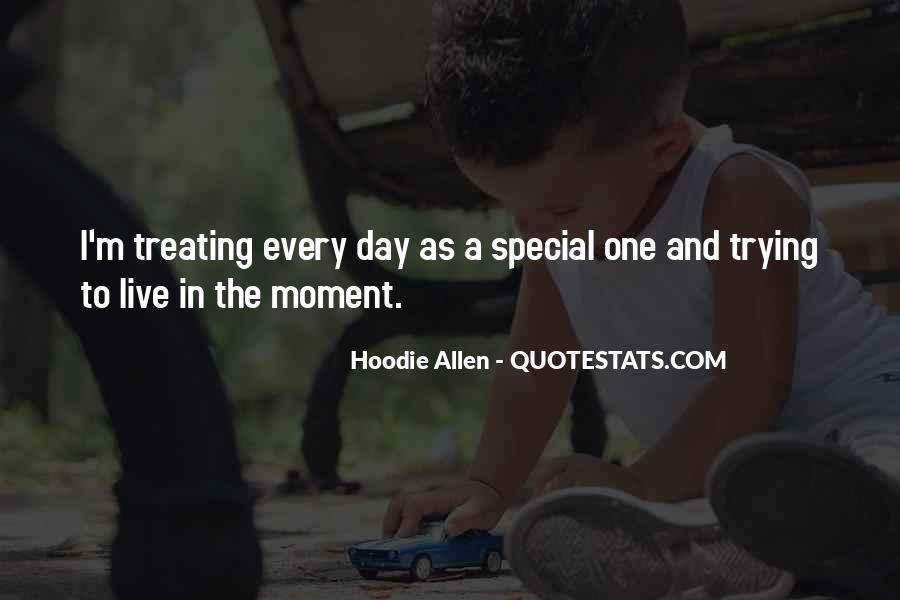 Sayings About Special Day #285174