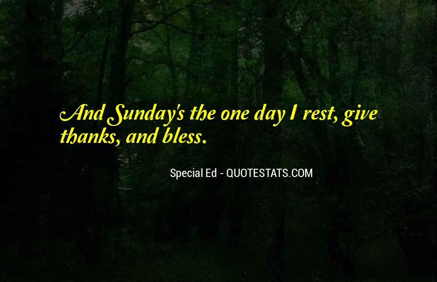 Sayings About Special Day #514343
