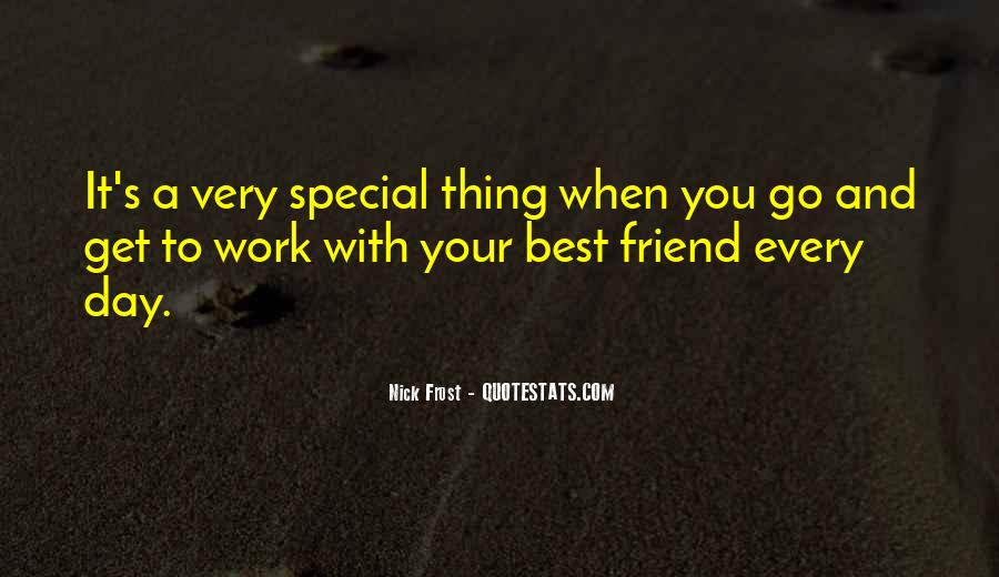 Sayings About Special Day #589913