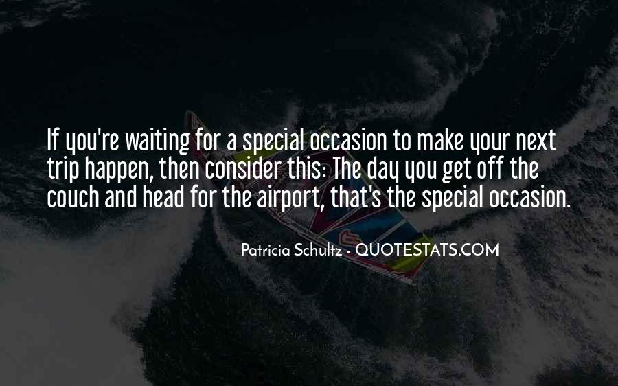 Sayings About Special Day #612452