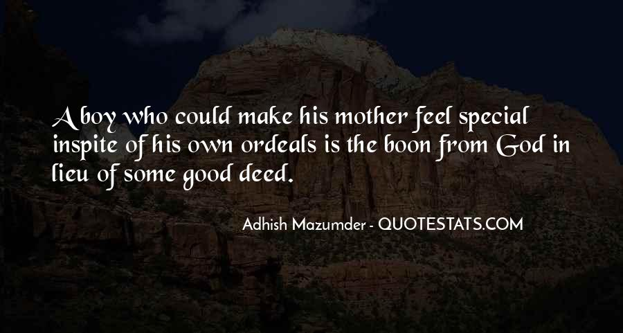 Sayings About Special Day #663426