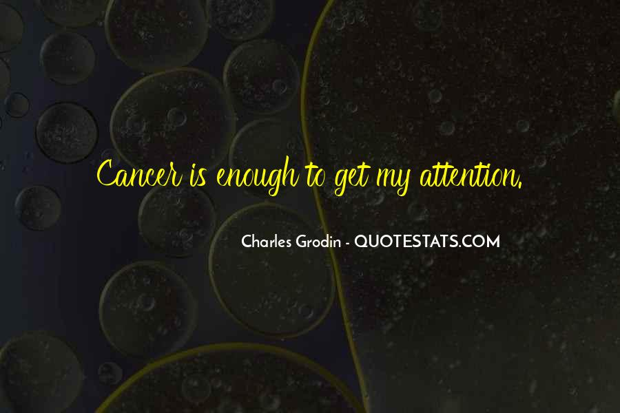 Sayings About Cancer Survival #1378852