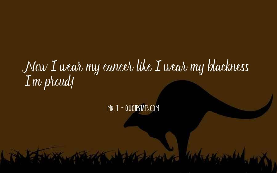 Sayings About Cancer Survival #167397