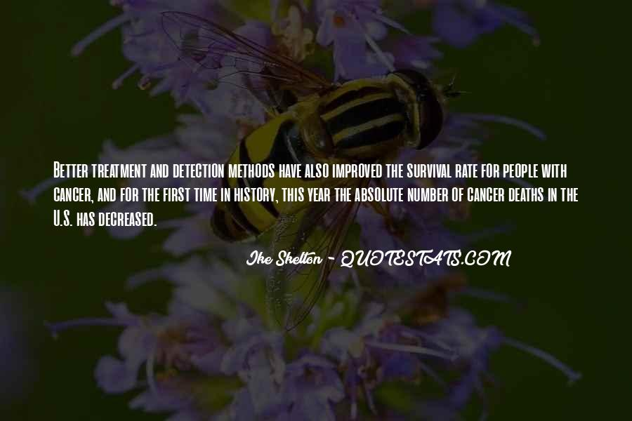 Sayings About Cancer Survival #1714057