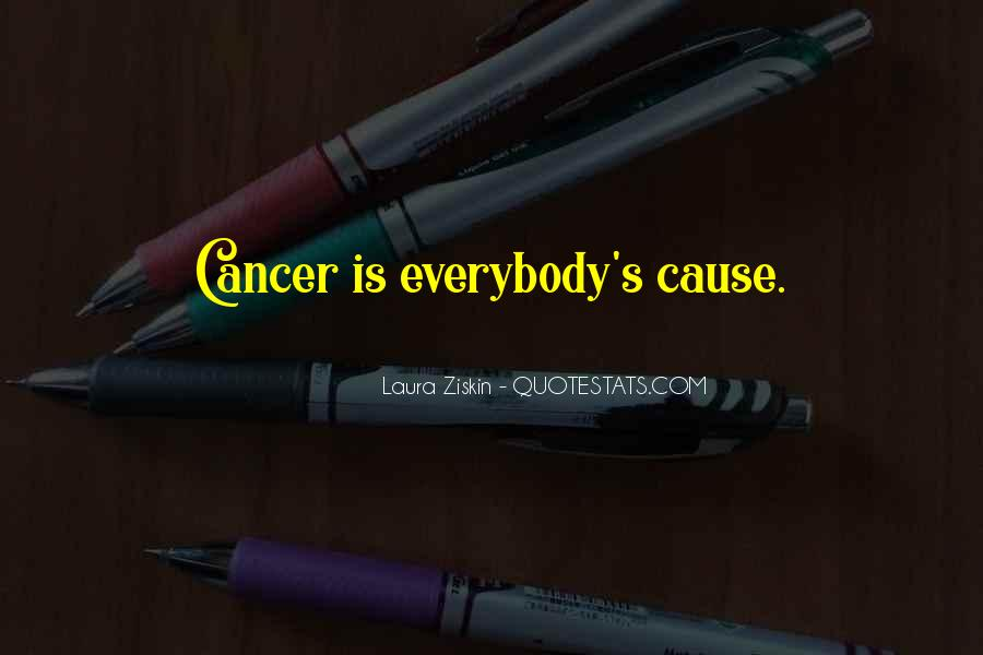 Sayings About Cancer Survival #492678