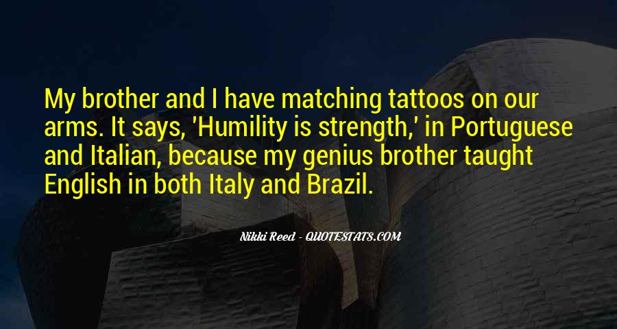 Sayings About Strength For Tattoos #1079539