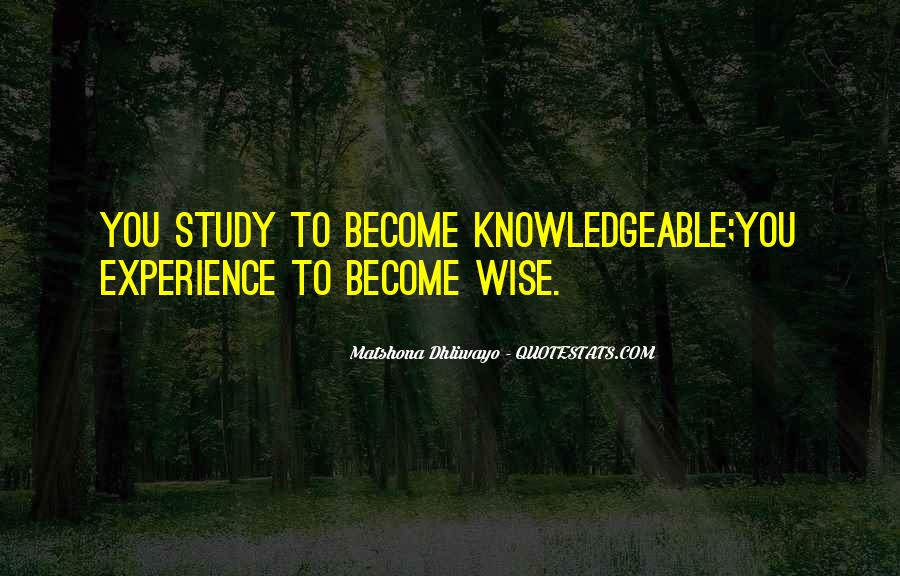 Sayings About The Wise #15677