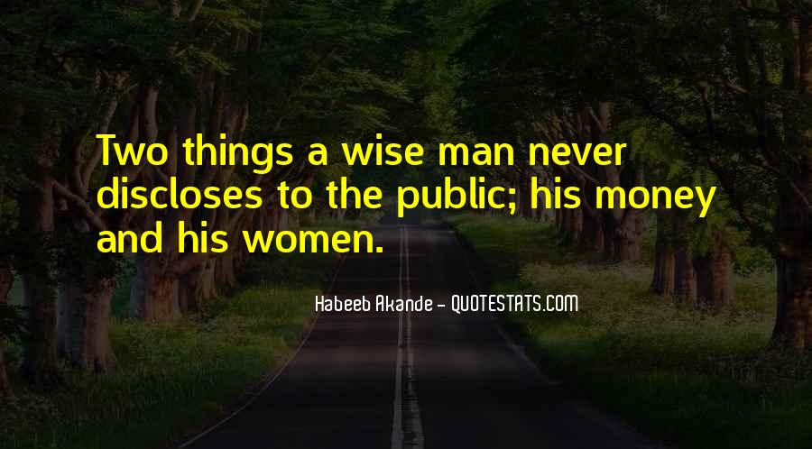 Sayings About The Wise #24323