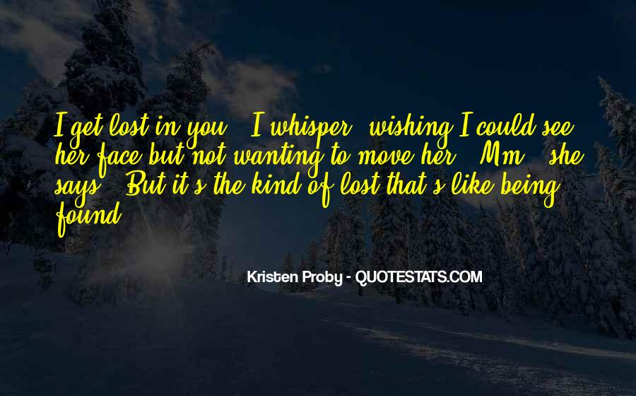 Sayings About Wanting To Move On #1136486