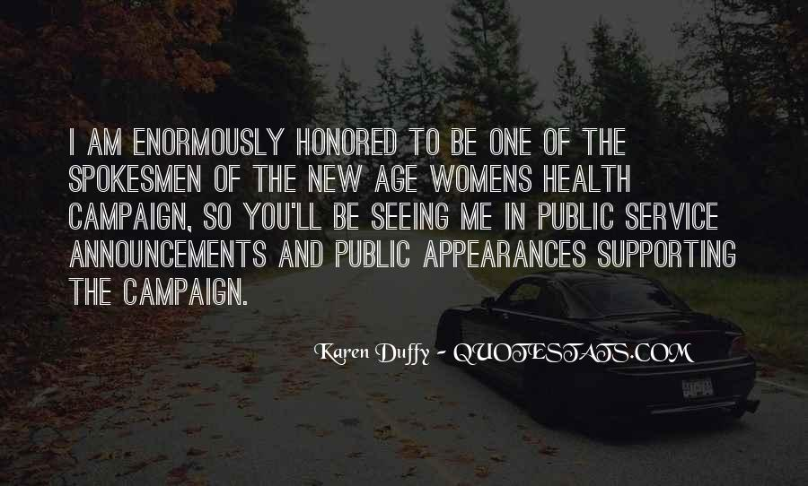 Sayings About Womens Age #303353