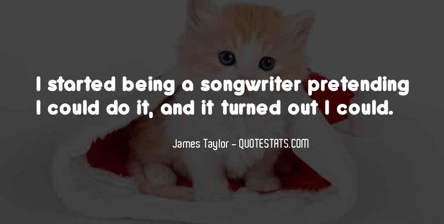 Quotes About Pretending #143519