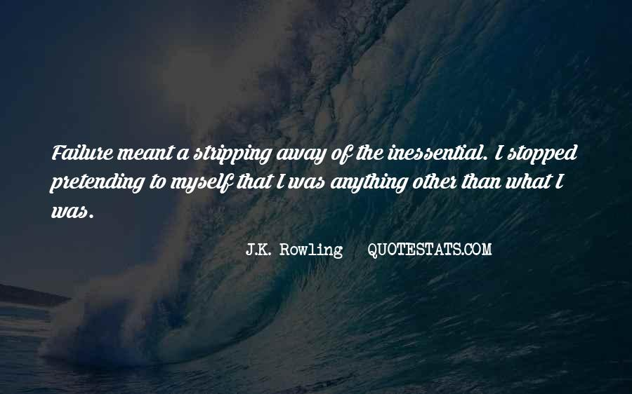 Quotes About Pretending #39399