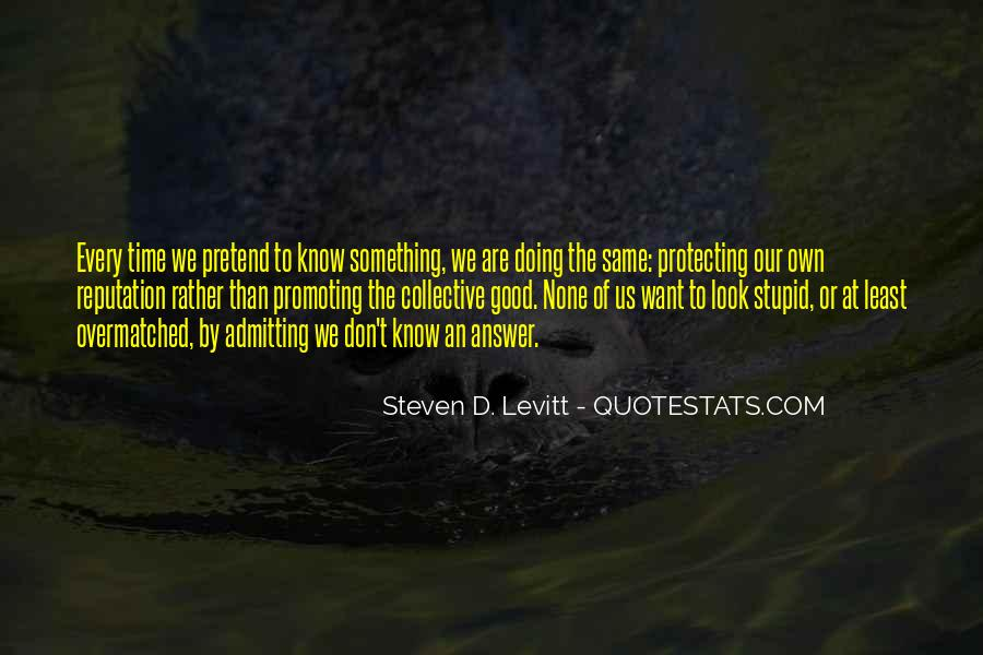 Quotes About Pretending #71150