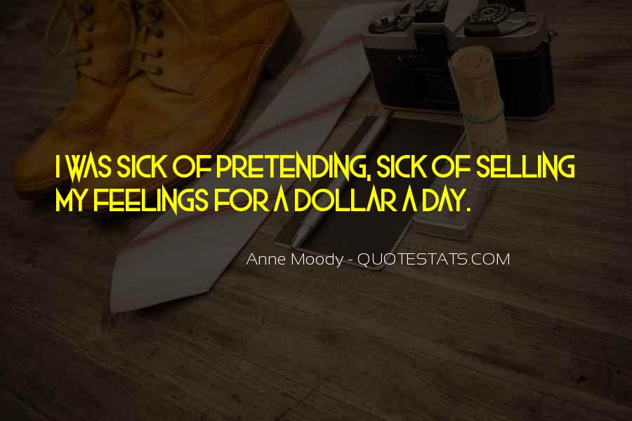 Quotes About Pretending #78380