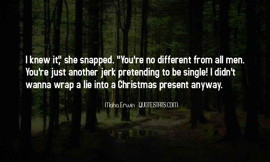 Quotes About Pretending #82401
