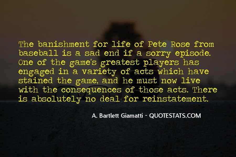 Sayings About A Sad Life #116408