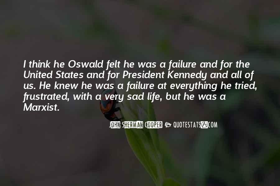 Sayings About A Sad Life #139517