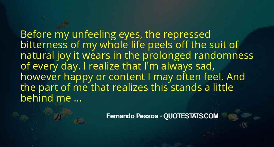 Sayings About A Sad Life #182700