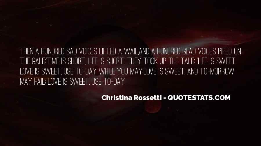 Sayings About A Sad Life #186441
