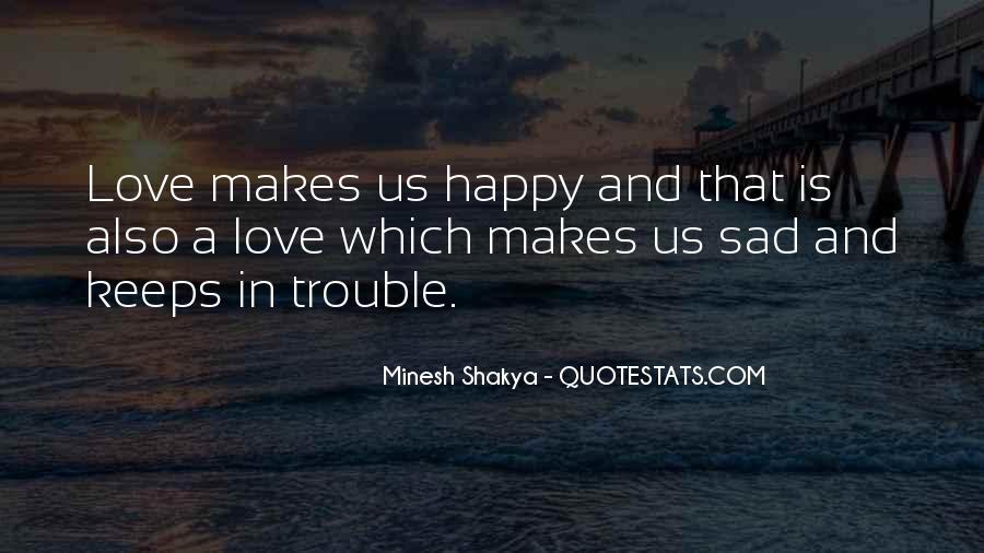 Sayings About A Sad Life #219285