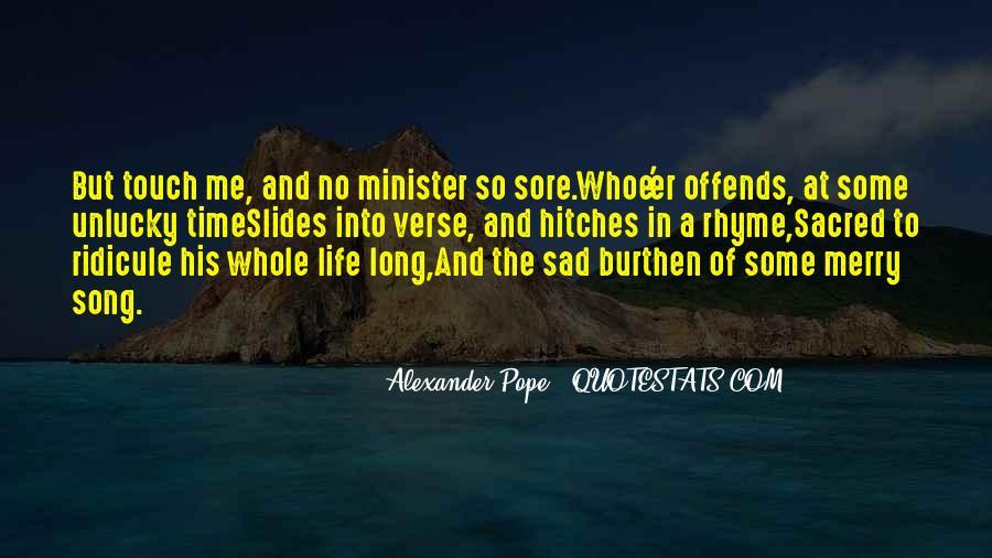 Sayings About A Sad Life #284292