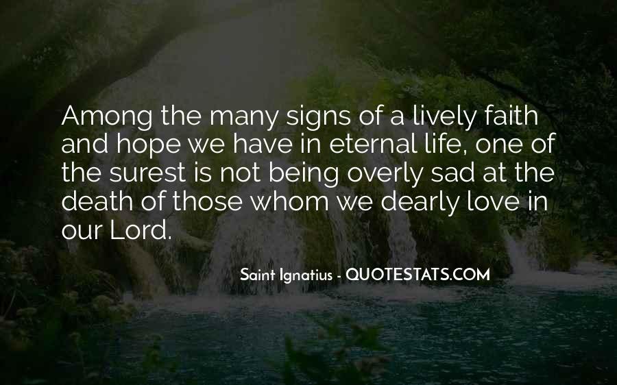 Sayings About A Sad Life #342613