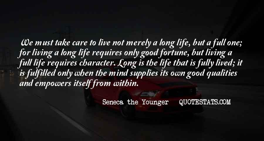 Sayings About Living Life To The Full #1716790