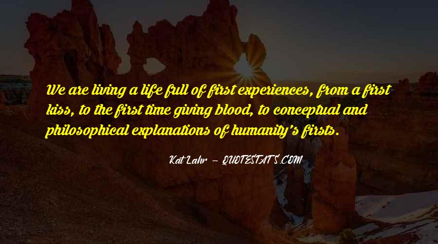 Sayings About Living Life To The Full #376023